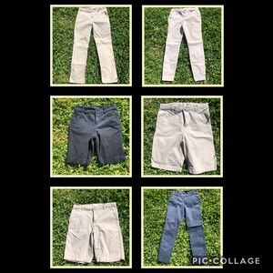 Pants - Uniform Pants and Shorts    GGL1